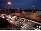 Hollywood-Freeway-Night