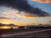 Santa-Monica-Beach-Sunset